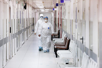 Число умерших россиян с коронавирусом превысило 10,8 тысячи