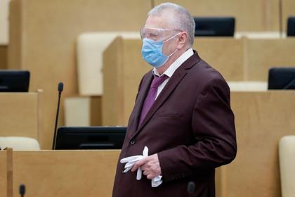 Жириновский прокомментировал задержание Фургала