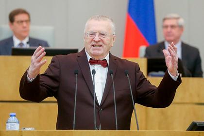 Жириновский отказался когда-нибудь исключить Фургала из ЛДПР