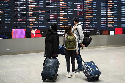 Россия в два этапа откроет международное авиасообщение