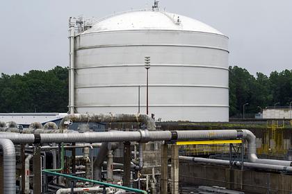 Американский газ оказался не нужен миру