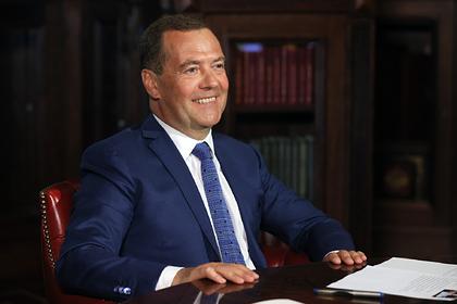 Медведев раскрыл лайфхак для избрания президентом России