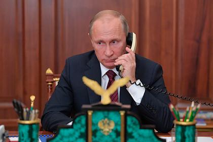 На Украине опубликовали запись разговора Путина и Порошенко