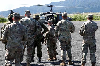 Стало известно о готовности Трампа вывести войска из Японии и Южной Кореи