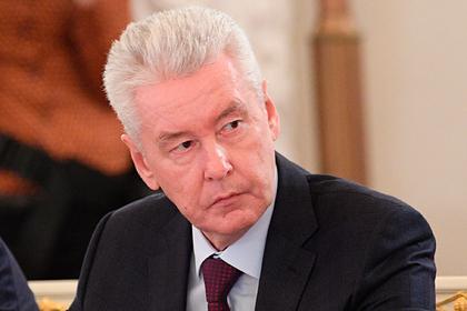 Собянин сообщил о десятикратном снижении заболеваемости коронавирусом в Москве