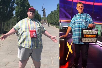 Участник КВН похудел на 100 килограммов и показал снимки до и после