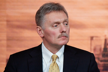 Кремль прокомментировал задержание губернатора Фургала