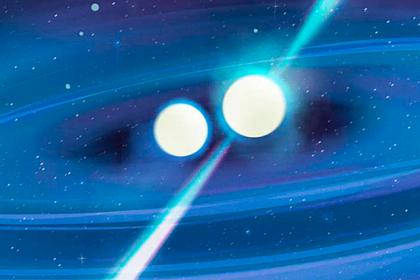 Раскрыта загадка гигантского взрыва в космосе