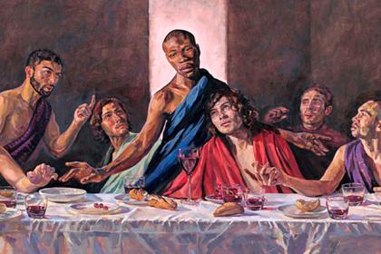 В РПЦ оценили изображение Иисуса Христа чернокожим