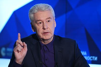 Собянин объявил о преодолении основных проблем с коронавирусом в Москве