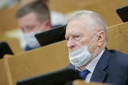 Стало известно об осведомленности Жириновского о планах задержать Фургала