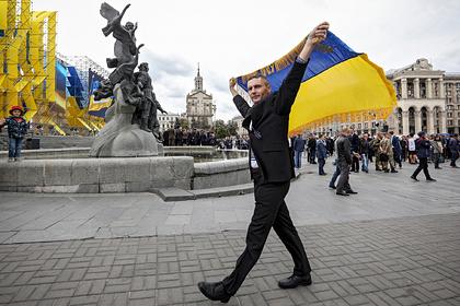 Почти половина украинцев отказались считать Украину по-настоящему независимой
