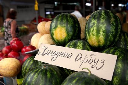 Россиянам рассказали о влиянии арбузов на здоровье