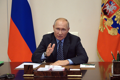 Путин поторопил правительство с введением налога для богатых