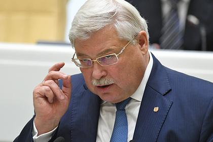 Российский губернатор уволил главу местного депздрава за фото из морга
