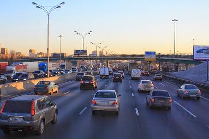 В России предложили увеличить штрафы для водителей
