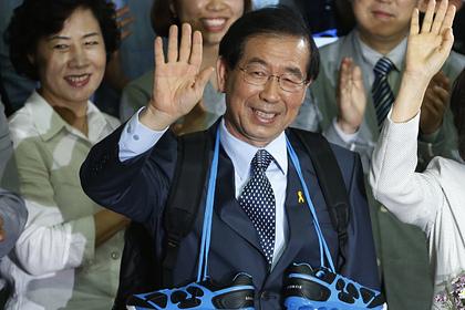Раскрыто содержание предсмертной записки мэра Сеула