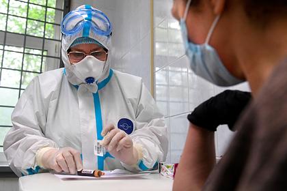 В России выявили 6635 новых случаев заражения коронавирусом