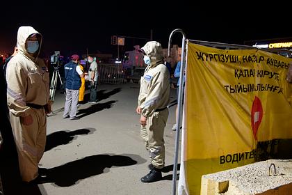 Китай предупредил своих граждан о новой неизвестной пневмонии в Казахстане