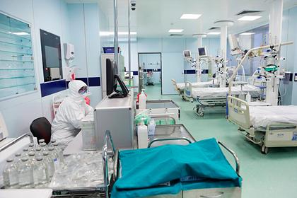 В ВОЗ оценили суточный прирост заболеваний COVID-19 в России