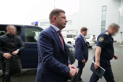 Двух российских депутатов арестовали после задержания губернатора Фургала