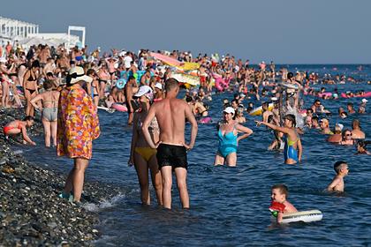 Отдыхающие на переполненных курортах России взмолились об открытии Турции