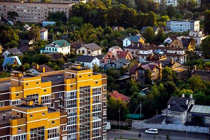 Российский город попал в десятку мегаполисов мира с быстро дорожающим жильем