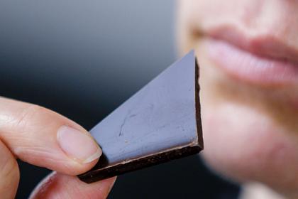 Названо полезное количество съеденного шоколада в день