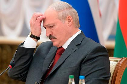 Власти Белоруссии оценили рейтинг Лукашенко в 76 процентов