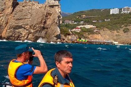 Турист утонул в Крыму на глазах у дочери