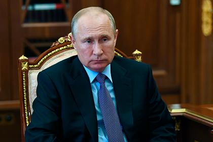Путина разочаровала ситуация в Донбассе