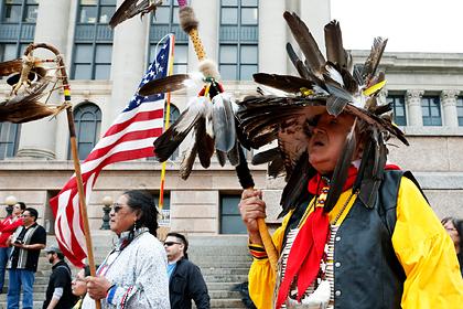 Верховный суд США признал половину Оклахомы землей индейцев