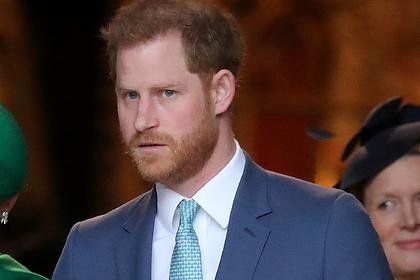 Принц Гарри назван претендентом на титул дружившего с педофилом сына королевы
