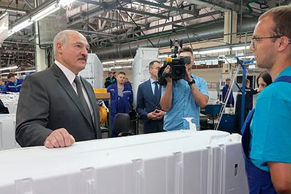 Лукашенко призвал белорусов «покупать белорусское»