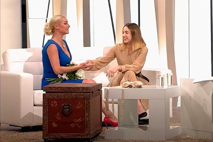 Дочь Волочковой рассказала о преследовании из-за матери