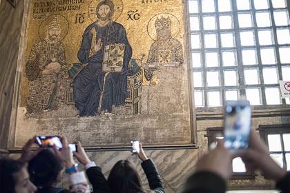 Собор Святой Софии официально стал мечетью