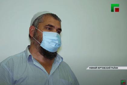 Житель Чечни покаялся за колдовство после обыска