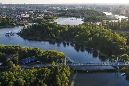 Власти отчитались о частичном выполнении проекта по сохранению водных объектов