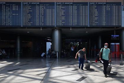 В России разъяснили условия возобновления рейсов за границу