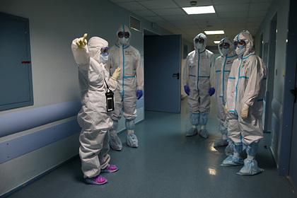 Названо число умерших в мае россиян с коронавирусом