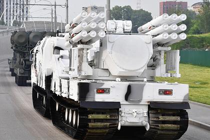 Россия прикроется «Панцирями»