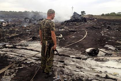 Россия отвергла обвинения в причастности к крушению «Боинга»над Украиной