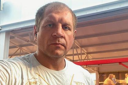 Александр Емельяненко рассказал о «культе Феди»