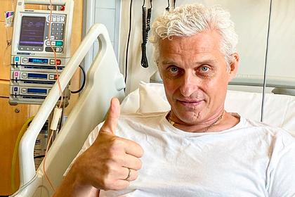 Тиньков рассказал о перенесенной операции на костном мозге
