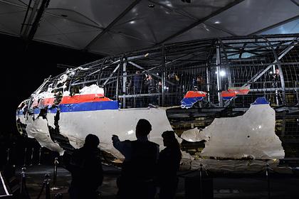 В России прокомментировали обвинения Нидерландов по сбитому Boeing