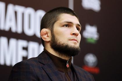 Глава UFC поддержал Нурмагомедова