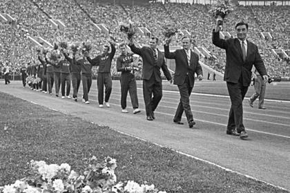 РФС выпустил спецпроект к юбилею победы сборной СССР на Евро