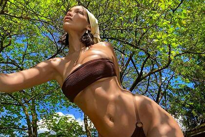 Тело самой красивой женщины в мире на фото в бикини вдохновило поклонников