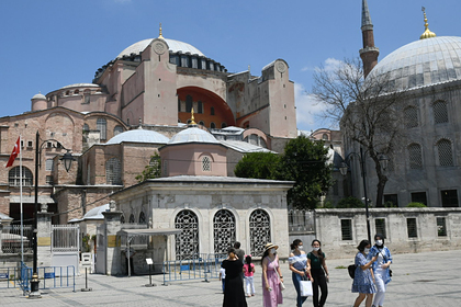 В РПЦ назвали превращение Собора Святой Софии в мечеть «пощечиной христианству»