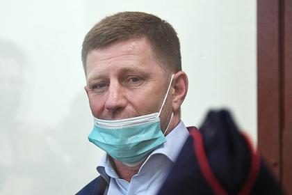В партии Жириновского отреагировали на митинг в Хабаровске